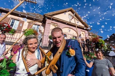 Nicolas Bernard, de, é fotógrafo de casamento de Lapoutroie, França