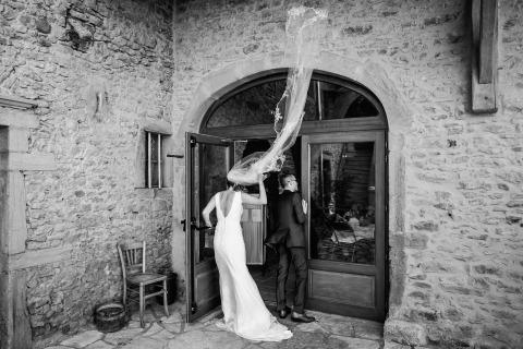 Tiempo por William Lambelet Fotoperiod de la boda, Fotografía de la boda, concurso WPJA POY 2017