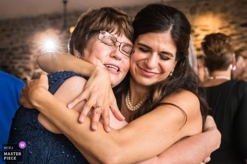 Pennsylvania-Hochzeitsfoto der Tanzfläche | Hochzeitsfotografie mit Emotionen