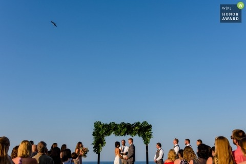 Juan Carlos Calderon, of Jalisco, is a wedding photographer for Puerto Vallarta