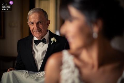 Giovinazzo Puglia Włochy nagradzana fotografia ślubna.