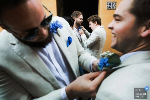 Franck Boutonnet, of, est un photographe de mariage pour Villefranche sur Mer