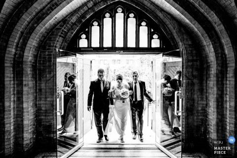 Church of the Holy City, Washington DC wedding photographer