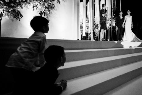 倫敦的Chaiyasith Junjuerdee是泰國曼谷的婚禮攝影師