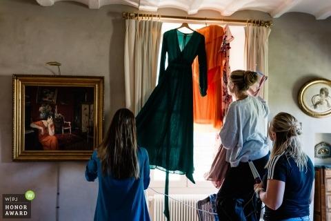 Photo de mariage Pyrénées-Atlantiques | photo de mariage de vinaigrette encore en suspens