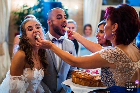 Sofia, Bulgaria wedding reception picture of Bulgarian wedding ritual