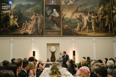 Royal Society of the Arts Wedding | RSA wedding photographer