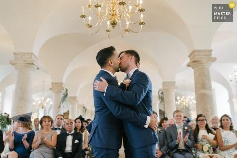 Greenwich Maritime College London | Hochzeitsfotografie Preis von der Zeremonie