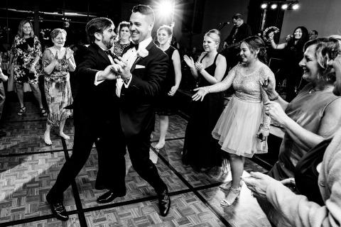 Johnny Shryock z Wirginii, fotograf ślubny dla Turf Valley Resort, Ellicott City, MD