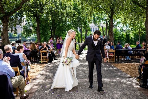 Milan Lazic, of Illinois, is a wedding photographer for