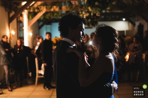Chenies Manor, Hertfordshire Wedding Venue Photo - Bride and groom first dance