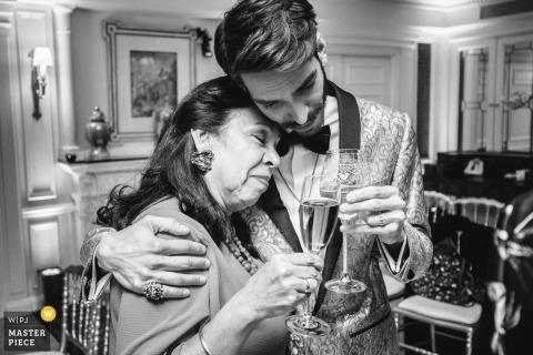 SERRIS wedding photographer - family love
