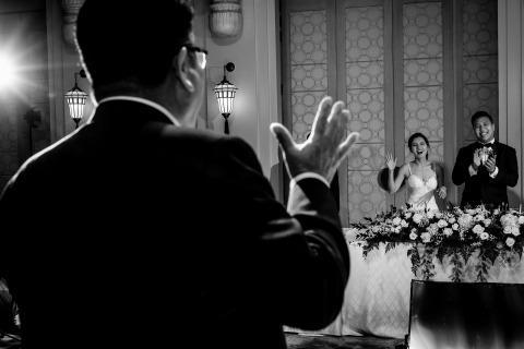 Khoi Le, van, is een huwelijksfotograaf voor Da Nang