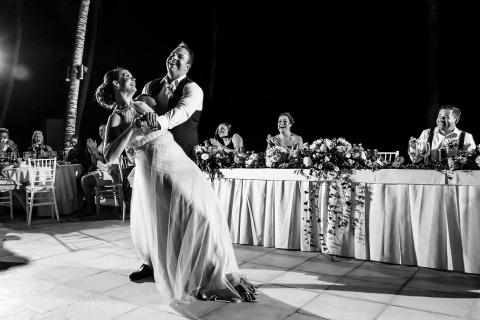 Juan Carlos Calderon aus Jalisco ist Hochzeitsfotograf für das Marival Resort in Nuevo Vallarta, Mexiko.