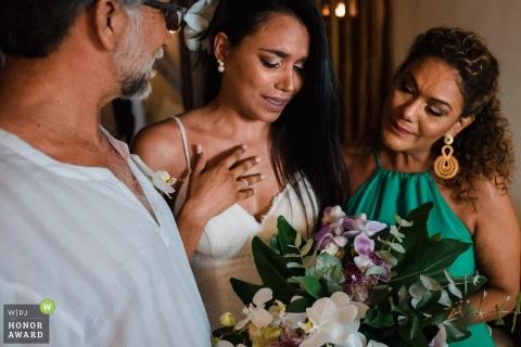Bruno Montt, of Rio de Janeiro, is a wedding photographer for Trancoso/Bahia - Brazil
