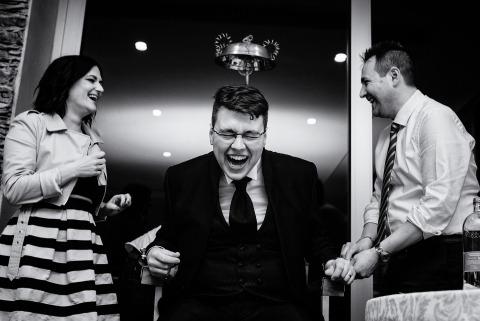 布達佩斯的Melinda Guerini Temesi是意大利Lago d'Iseo的婚禮攝影師