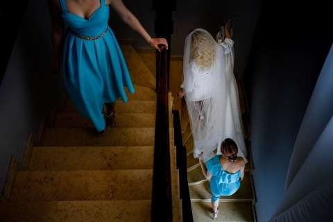 Claudiu Negrea, of Arad, is a wedding photographer for Timisoara, Romania