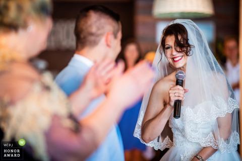 Hotel & Bar Tyulenovo, Tyulenovo, Bulgaria wedding picture of the Bride