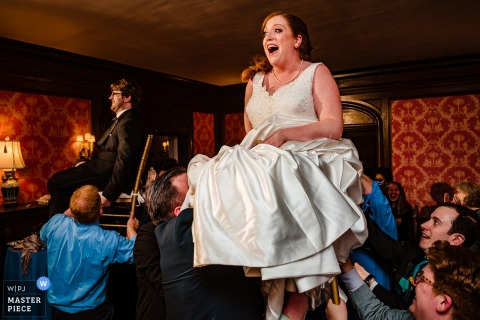 The Pratt Mansions - NY | Hora Dance Huwelijksfotografie