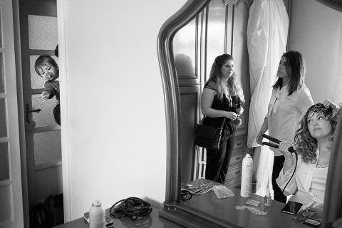 Savona的Andrea Bagnasco是意大利Varazze的婚礼摄影师