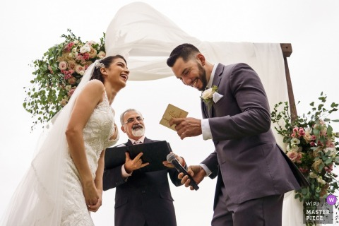 Juan Carlos Calderon, of Jalisco, is a wedding photographer for Marriott CasaMagna, Puerto Vallarta, Mexico.