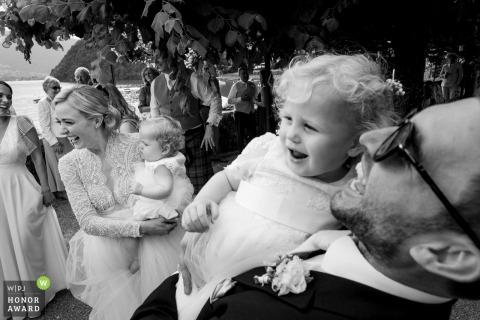 Sylvain Bouzat, of, is een trouwfotograaf voor Annecy