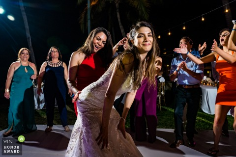 Juan Carlos Calderon, of Jalisco, is a wedding photographer for Marriot CasaMagna, Puerto Vallarta Mexico.