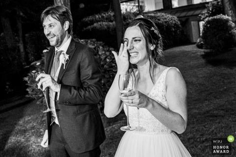 Luigi Rota, of Lecco, is a wedding photographer for cassina pelada brianza italia