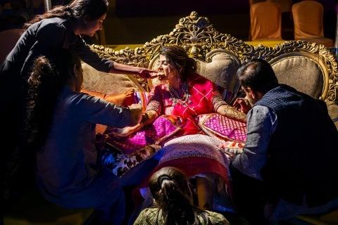 Pasquale Minniti aus Reggio Calabria ist Hochzeitsfotograf für Indien