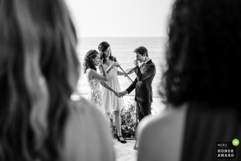 Juan Carlos Calderon, of Jalisco, is a wedding photographer for Rancho Huracán, Sayulita, Mexico.