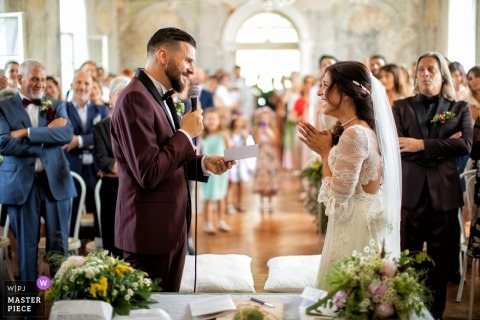 Castelvecchio Vinery - Italy Wedding Venues - Photography from Emotional Ceremony