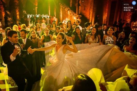 Castello Odescalchi - Fotografía de la fiesta en el lugar de recepción