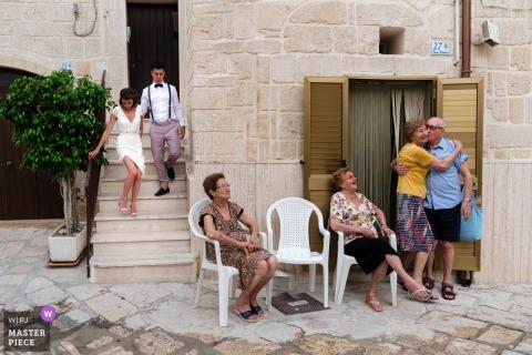 Masseria Don Luigi Trouwfotograaf - Liefdesfoto's op trouwdag