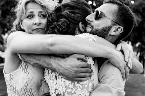 Philippe Swiggers, of, é um fotógrafo de casamento em Puglia