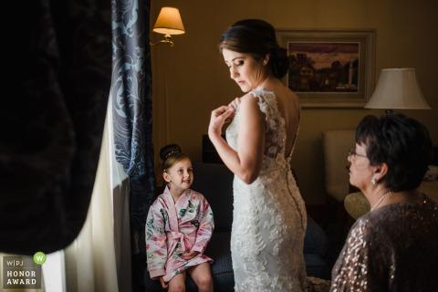 Commentaar van de huwelijksfotograaf van Hotel Balkan: ik zal zijn zoals jij