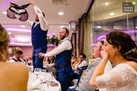 Glasson House, Irlanda foto del lugar de la boda | Los mejores accesorios para hablar del hombre
