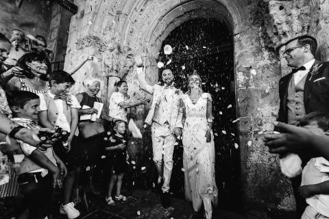 Damien Dohmen, of , is a wedding photographer for