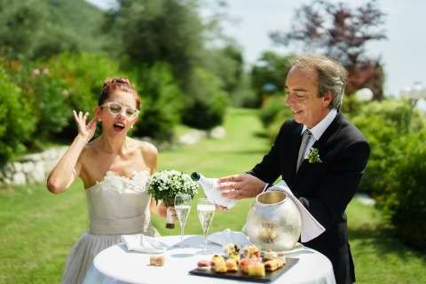 Alessandro Di Noia aus Brescia ist Hochzeitsfotograf für