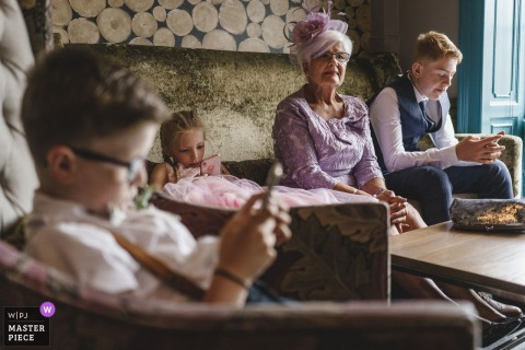 Odd Fellows Chester, Cheshire wedding photographer — Generation Gap
