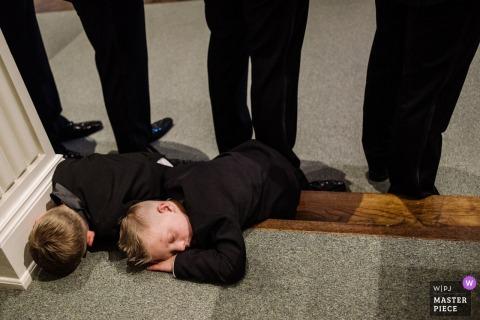 宾夕法尼亚州丘奇维尔婚礼摄影师— —孩子—小睡时间