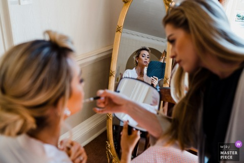 The Orangery, Kent	— wedding photography — Preparation...