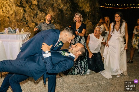 piedmont	cuneo - Dance groom and groom witness
