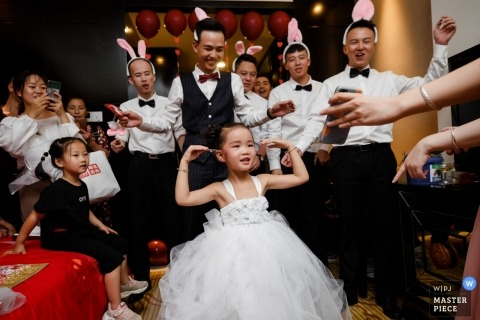 Fujian, China Wedding Photojournalism