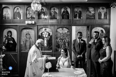 卡姆登,英国伦敦的婚礼摄影师| 登记册上的图片
