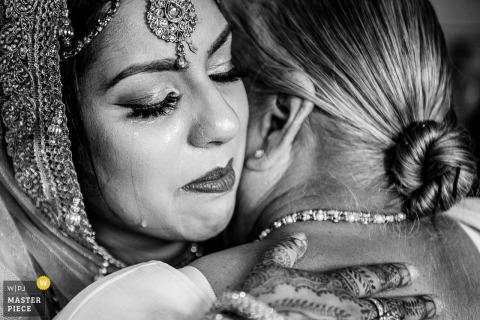 England Hochzeitsreportage Fotografie - Dukinfield Hall Veranstaltungsort Bilder - Auf Wiedersehen