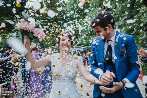 Wedding Ceremony in Lucca, Trebbiolo Relais, Italy | photography of couple happiness!
