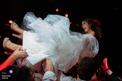 Erkin Agsaran, of Istanbul, is a wedding photographer for