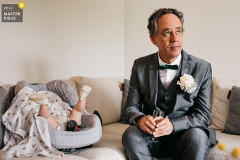 Fille Roelants, of Antwerpen, is a wedding photographer for