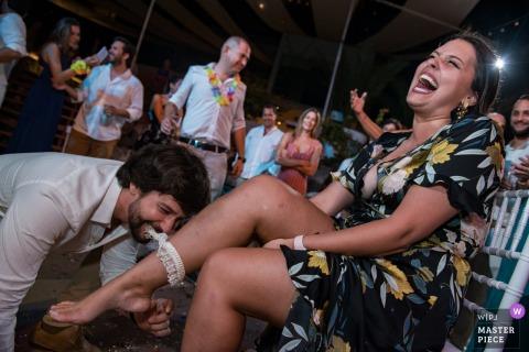 club poseidon pnta hermosa - fotografia de festa em acessórios de noiva