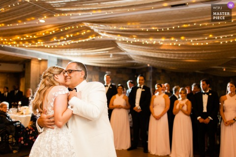 Wedding Reception venue picture - Tappan Hill Mansion | A father's love - father/daughter dance